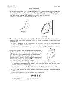 Worksheet 9 Worksheet