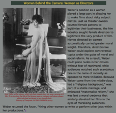 Women in Early Film Lesson Plan Lesson Plan