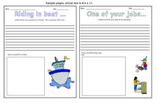 Writing Prompts Worksheet