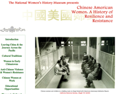 Chinese American Women Lesson Plan Lesson Plan