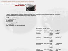 Young Blood Lesson Plan
