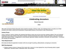 Celebrating Ancestors Lesson Plan