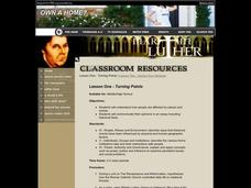"Social Studies"" Turning Points Lesson Plan"