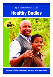 Healthy Bodies for Boys Unit