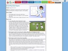 Social Play Action Figures Activities & Project
