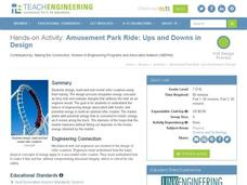 Amusement Park Ride: The Ups and Downs in Design Activities & Project