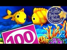 Numbers Song for Children: 10 to 100 Video