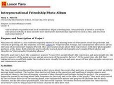 Intergenerational Friendship Photo Album Lesson Plan