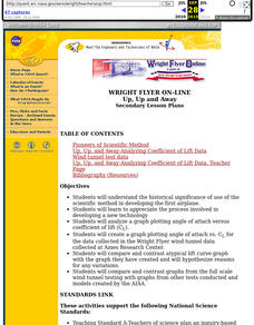 Untitled Document Aerospace Team Online: Lesson Plan
