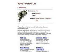 Food to Grow On Lesson Plan