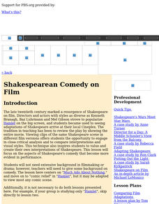 Comedy Lesson Plans & Worksheets   Lesson Planet