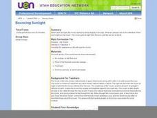 Bouncing Sunlight Lesson Plan