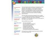 Wise Pockets Lesson Plan