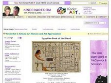 book of the dead lesson
