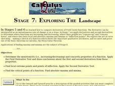 Exploring the Landscape Lesson Plan