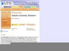 Gotcha Covered, Pardner! Lesson Plan