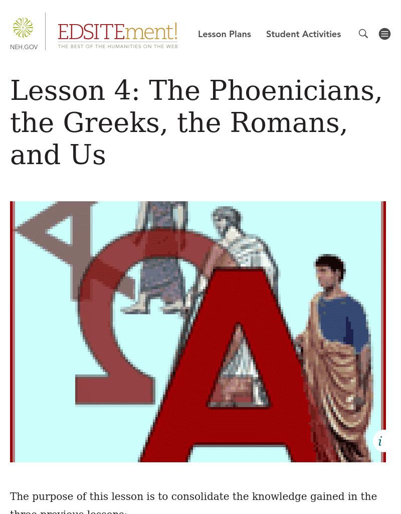 Greek Alphabet Lesson Plans Worksheets Lesson Planet