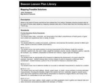 Mapping Possible Solutions Lesson Plan