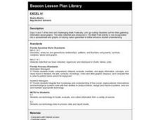EXCEL It! Lesson Plan