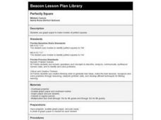 Perfectly Square Lesson Plan
