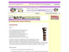 African Drum Lesson Plan