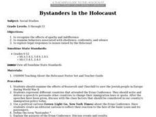 Bystanders in the Holocaust Lesson Plan