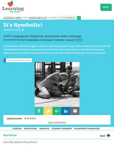 It's Symbolic! Lesson Plan