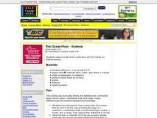 The Ocean Floor -- Science Lesson Plan