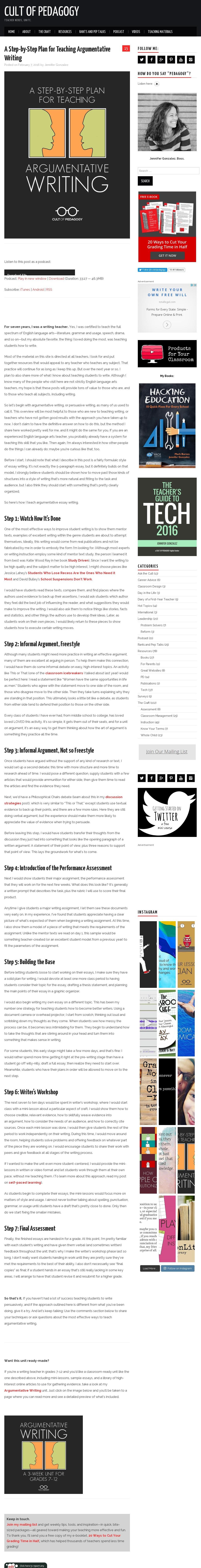 common core persuasive writing
